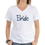 Cool Country Bride Blue T-Shirts