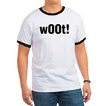 Woot! w00t! For gamers, geeks, computer freaks, Dylan fans, car freaks, or just generally happy people, this word has infiltrated many organizations.