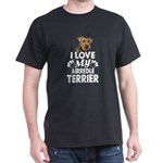 i heart my airedale terrier T-Shirt