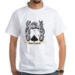 Macteague Coat of Arms - Family Crest T-Shirt