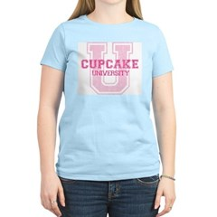 Cupcake University Women's Light T-Shirt