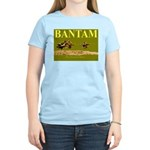 Bantam - The First To Deliver Women's Light T-Shir