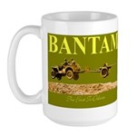 Bantam - The First To Deliver Large Mug