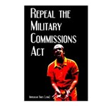 Military Commissions Act Postcards