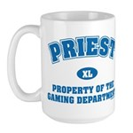 Priest: Property of the Gaming Department. Rep your WoW class.