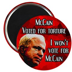 John McCain and Torture Magnet