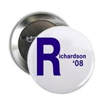 "R: Richardson '08 2.25"" Button (100 pack)"