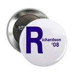 R: Richardson '08 Button