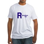 R: Richardson '08 Fitted T-Shirt