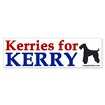 Kerries for Kerry (bumper sticker)