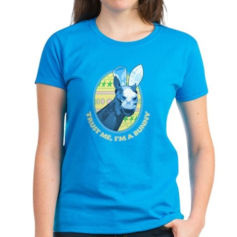 Product Image of Easter horse Trust me, I'm a Women's Dark T-Shirt