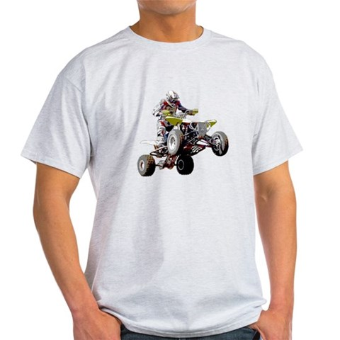 ATV Racing color  Sports Light T-Shirt by CafePress