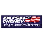 Bush-Cheney: Lying to America Since 2000
