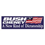 Bush-Cheney: A New Kind of Dictatorship