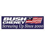 Bush-Cheney: Screwing Up Since 2000