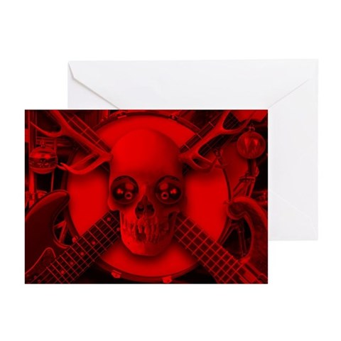 2007 Limited Edition Xmas Cards Pk of 10 Holiday Greeting Cards Pk of 10 by CafePress