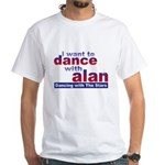 I want to dance with Alan White T-Shirt