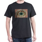 Stained glass window, Hong Kong T-Shirt