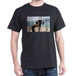 Movie cameraman sculpture, Hong Kong T-Shirt