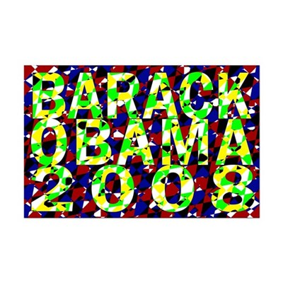 Barack Obama in Color