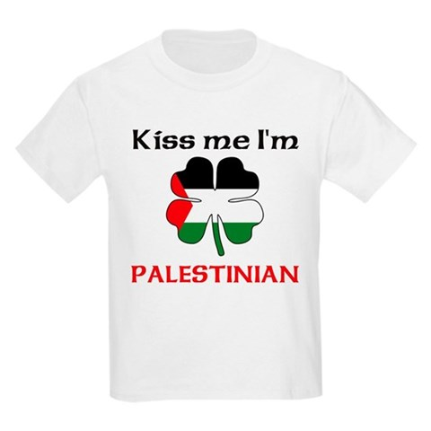 Product Image of Palestine Kids Light T-Shirt