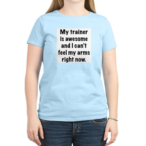 Product Image of Personal Trainer II Women's Light T-Shirt
