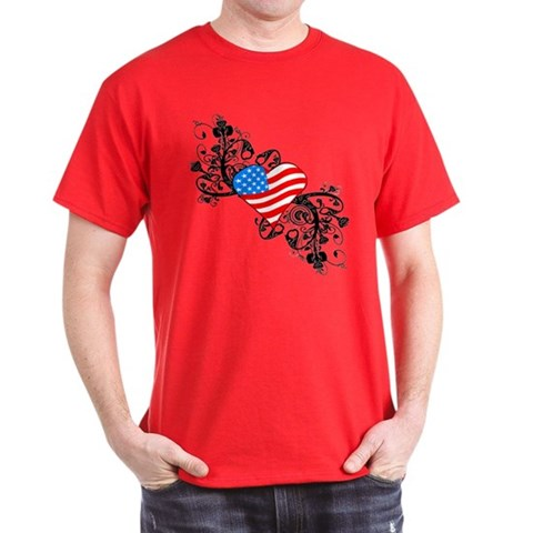 Product Image of 4th Of July Independence Day Dark T-Shirt