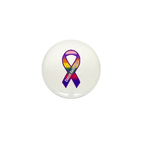 /Cancer awareness Family Mini Button 10 pack by CafePress