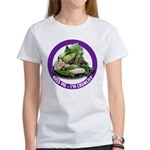 Kiss Me I'm Crunchy Women's T-Shirt