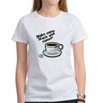 Black & Sweet Coffee Women's T-Shirt