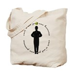 Not An Apple Tote Bag