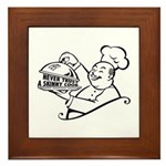 Skinny Cook Plaque