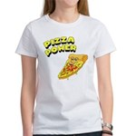 Pizza Power Women's T-Shirt