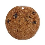 Oatmeal Raisin Cookie Ornament