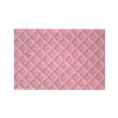 Strawberry Waffle Cookie Rectangle Magnet