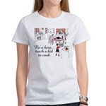 Teach A Kid To Cook Women's T-Shirt