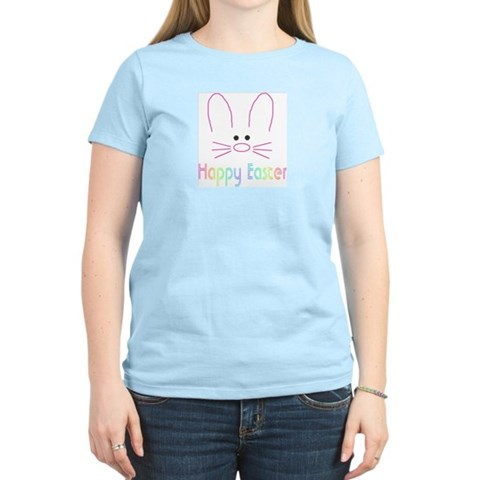 Product Image of pink easter bunny Women's Light T-Shirt
