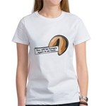 Funny Fortune Cookie Women's T-Shirt