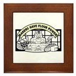 Flour Power Plaque