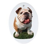 Bulldog Ornaments