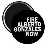 "Fire Gonzales 2.25"" Magnet (10 pack)"