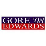 Gore-Edwards '08 bumper sticker