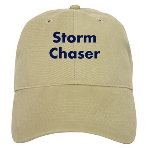 - Storm Chaser Hobbies Cap by CafePress