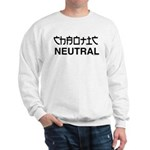 Laws, no laws, good, bad -- who knows. Chaotic Neutral is for you.