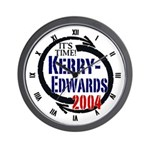 Kerry-Edwards 2004 Wall Clock