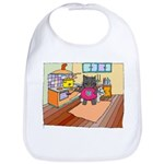 Cat Chef Bib
