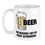 Beer Every Afternoon Mug
