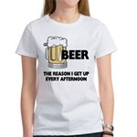 Beer Every Afternoon Women's T-Shirt