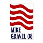 Mike Gravel 08 11x17 Poster Print