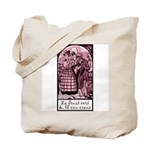 Old Wine French Tote Bag